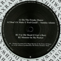 The Prince Of Dance Music - The Freaky Dance! 12' Housewax HOUSEWAX 014