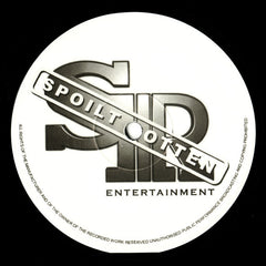 "Donae'o & Chalaceman - Colours EP 12"" Spoilt Rotten Entertainment SR013"