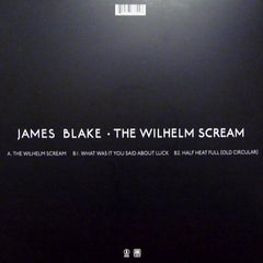 "James Blake - The Wilhelm Scream 12"" Atlas Recordings ATLAS03T"