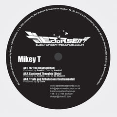 "Mikey T - The Genuine Article 12"" Ejectorseat Records EJSR004"