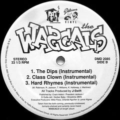 "The Wascals - The Dips / Class Clown / Hard Rhymes 12"" Delicious Vinyl DMD 2085"