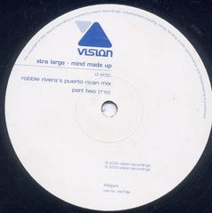 "Xtra Large - Mind Made Up 12"" Vision VSN 7DJX"