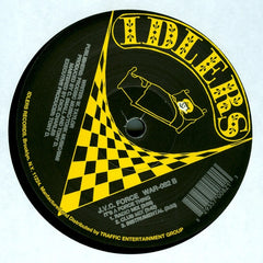 "J.V.C. Force - Intro 2 Dance / It's A Force Thing 12"" Idlers WAR-082"