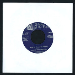 "Second Re$surrection, Louis Johnson ‎– Keep On Keeping On 7"" Athens Of The North ‎– ATH024"
