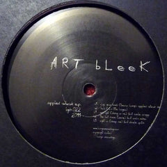 "Art Bleek - Supplied Artwork EP 12"" Loungin' Recordings LGN022"