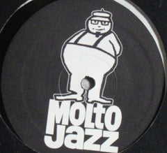 "Sandro Comini & The Sagittarious Trio / Guido Guidoboni Quintet - Promo Sampler One 12"" Molto Jazz Records MJ001"