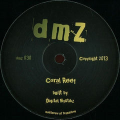 "Digital Mystikz - 2 Much Chat / Coral Reef 12"" DMZ DMZ030"