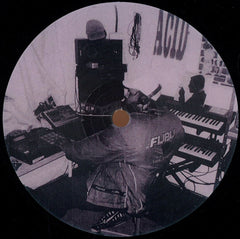 "Imhotep - Funky Wet Sphynx 12"" Super Conscious Records SCR001"