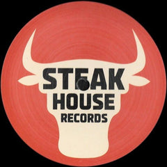 "Mr. Gasparov / Octa Push - 1975 12"" Steak House Records STEAK001"