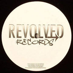 "MC 2 Ton - The MC 2 Ton EP 12"" Revolved Records RR 001"
