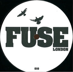 Seb Zito ‎– Never - Fuse London ‎– FUSE010