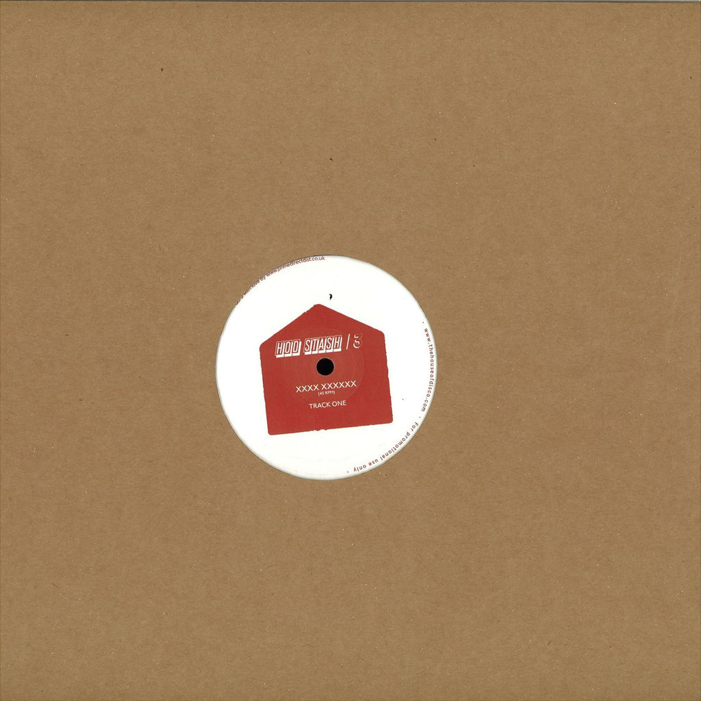 Unknown Artist / Unknown Artist ‎– Hod Stash 3 - House Of Disco Records ‎– HODSTASH03