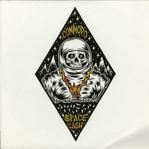 "Commodo - Space Cash 12"" Deep Medi Musik MEDI071"