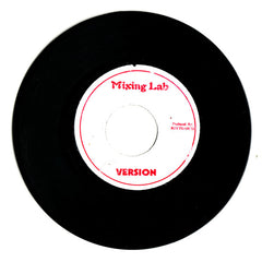 "Dawn Pen, Grines Man - First Cut 7"" Mixing Lab"