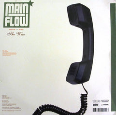 "Main Flow - She Likes Me / The Wire 12"" Brick Records TEG-BRK 041"