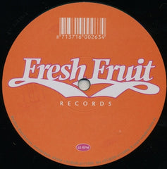 "C.U.T. - One By One 12"" Fresh Fruit Records EPFF44"