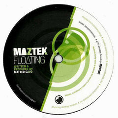 "Aeph & Dabs / Maztek - Madbox / Floating 12"" Modulate Recordings MOD007"