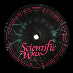 "B-Key - Man Of Science / 3rd Parallel 12"" SW015 Scientific Wax"
