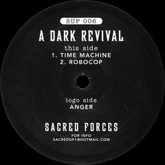 "Sacred Forces - A Dark Revival 12"" Sacred Underground Productions SUP006"