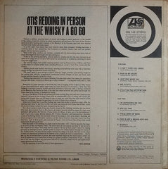"Otis Redding - At The Whisky A Go Go Los Angeles 12"" Atlantic 588148"