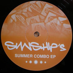 Sunship - Summer Combo EP - Stereohype Recordings SH010