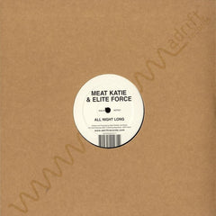 "Meat Katie & Elite Force - Nu-Tron 12"" Adrift Records ADT001"