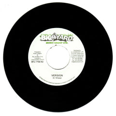 "Goldenchyl, Ky-Enie - Can't Get Enough 7"" BYJ7102 Big Yard Music Group Ltd"