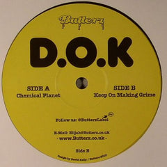 "D.O.K - Chemical Planet 12"" BR004 Butterz"