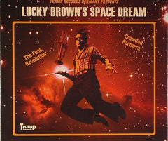 Lucky Brown - Space Dream (CD) TRCD9011 Tramp Records