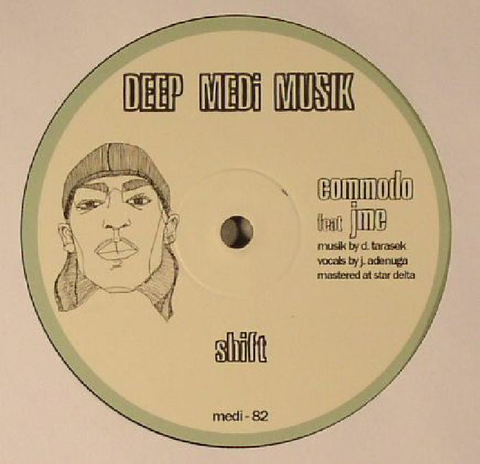 "Commodo - Shift 12"" Deep Medi Musik medi-82 REPRESS"