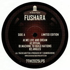 Fushara ‎– Tomorrow's Symbolism LP Sampler - 7th Storey Projects ‎– 7TH 12025LPS