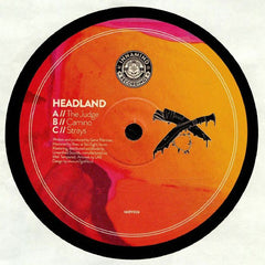 Headland - The Judge - Innamind Recordings ‎– IMRV026