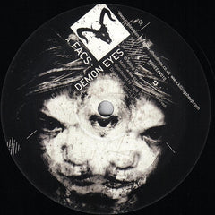 "Facs / Fon - Demon Eyes / Bass Come Out So Clear 12"" Killing Sheep Records KSHEEPV010"