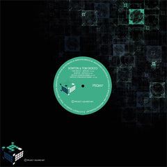 "Kowton & Tom Dicicco - Untitled EP 12"" Project Squared PSQ007"