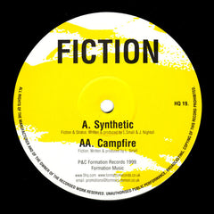 Fiction - Synthetic / Campfire - HQ19 5HQ Recordings