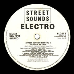 Various - Street Sounds Electro 5 - ELCST5 Street Sounds