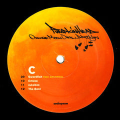 "Pumpkinhead - Orange Moon Over Brooklyn 2x12"" 01SPZ016 Soulspazm Records"