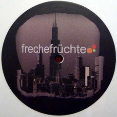 "Alex Alterskye - You'll Be Right 12"" FRENCHE009 Freche Fruchte Recordings"