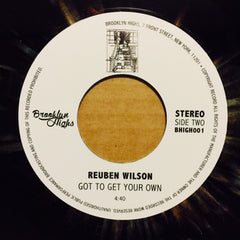 "Starvue, Reuben Wilson ‎– Body Fusion / Got To Get Your Own 7"" BHIGH001 Brooklyn Highs RSD"