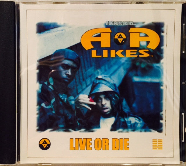A.Alikes - Live Or Die (CD) LRUK002 Live Records