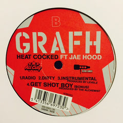 "Grafh ‎– I Ain't Playin' / Heat Cocked / Get Shot Boy 12"" ACM0003 All City Music"