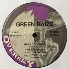 "Green Baize - Game Of Chance EP 12"", EP, W/Lbl Oversky Records EP 00192"