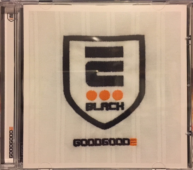Various ‎– 2000 Black Presents The Good Good Volume 2 (CD) 2000 Black ‎– BLACK CD 003