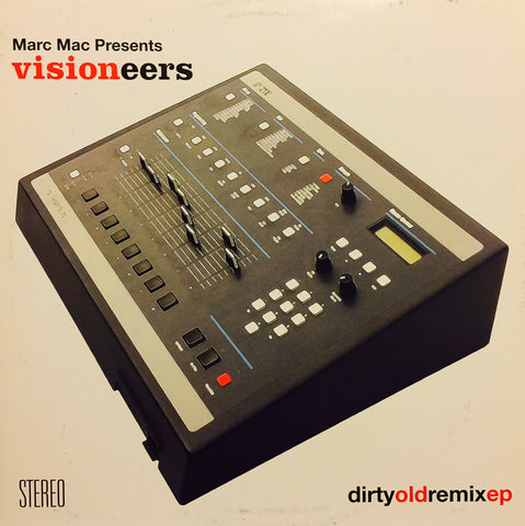 "Visioneers ‎– Dirty Old Remix EP 12"" BBE ‎– BBE12044"