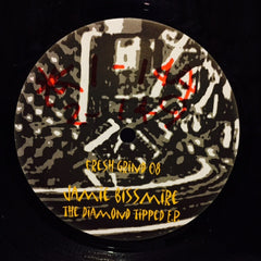 "Jamie Bissmire - The Diamond Tipped EP 12"" FG008 Fresh Grind Recordings"