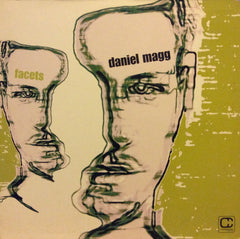 "Daniel Magg - Facets 2x12"" Compost Records COMPOST 127-1"