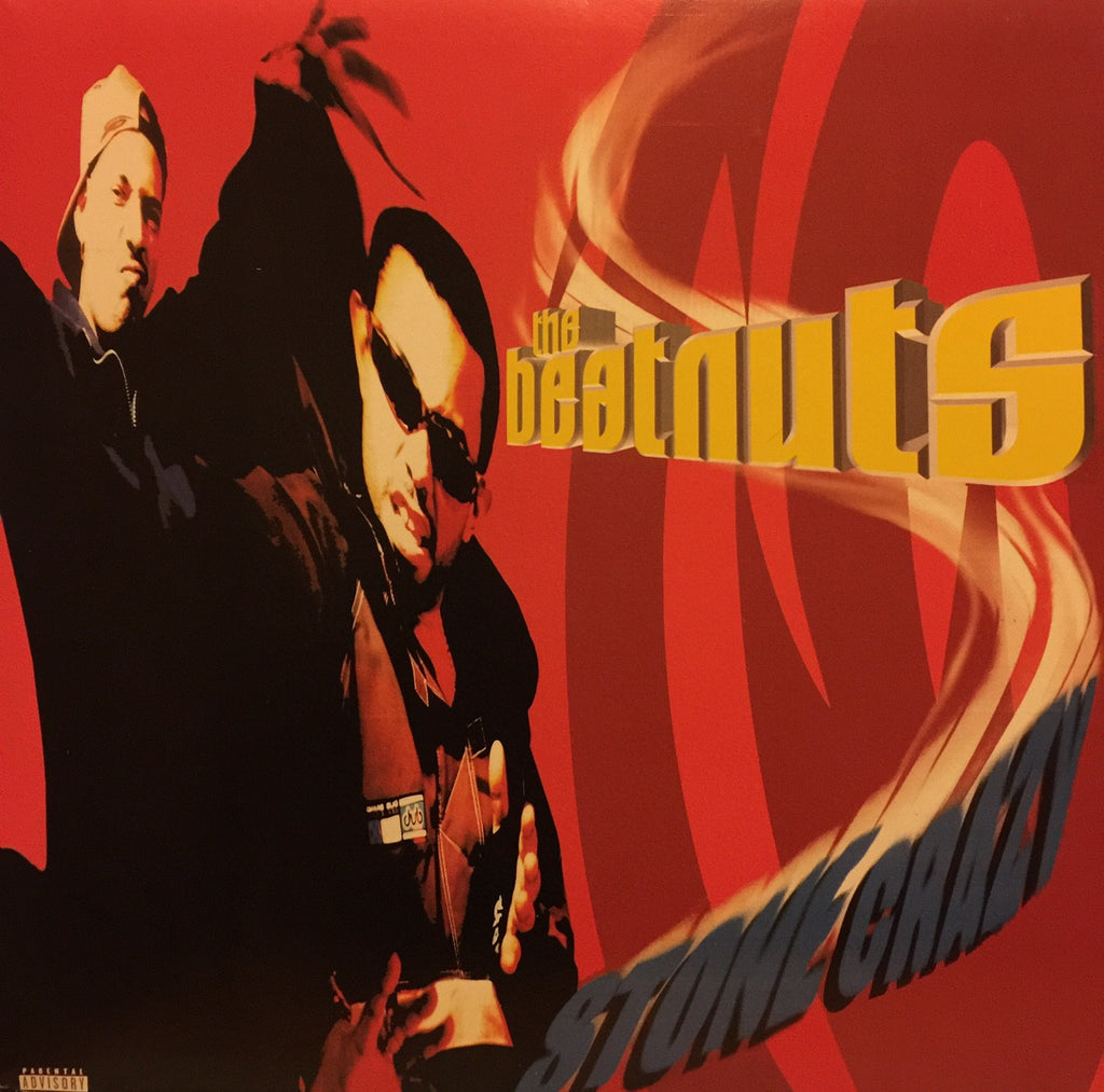 "The Beatnuts ‎– Stone Crazy 2x12"" Relativit - 486904 1, Violator Records ‎– 01-486904-20"