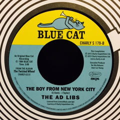 "The Ad Libs - You'll Always Be In Style / The Boy From New York City 7"" CHARLYS179 Charly Records RSD"