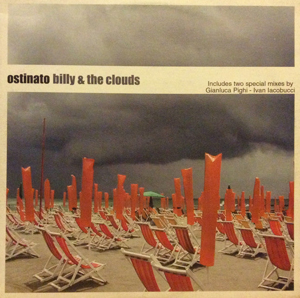 "Ostinato - Billy & The Clouds 2x12"" Hole Subaltern HS 025"