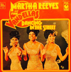 "Martha Reeves & The Vandellas - Dancing In The Street 12"" SPR90005 Sounds Superb"